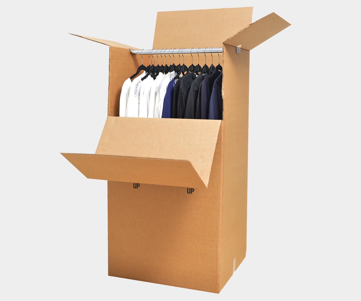 Wardrobe Box Bars